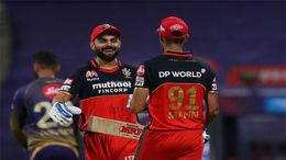Find out 10 facts about the match between KKR and RCB in IPL 2020