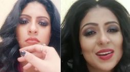 Hasin Jahan shared a video with makeup, watching the video, people said that the whole day was spoiled KPZ