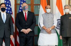 <p>India &amp; US join hands to tame the 'Dragon'</p>