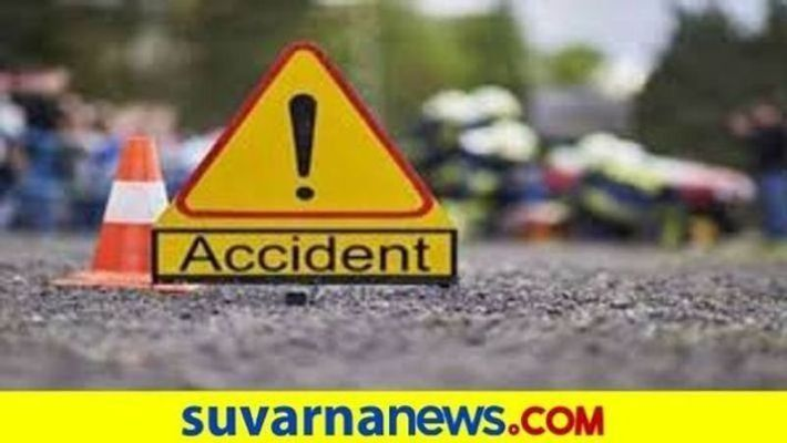 SI Police Constable Dies in Accident At KR Pete snr