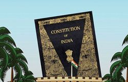 <p>The Constituent Assembly, which first met on December 9, 1946, took precisely 2 years, 11 months and 18 days to come up with the final draft. When the draft was prepared and put up for debate and discussion, over 2000 amendments were made before it was finalised.</p>