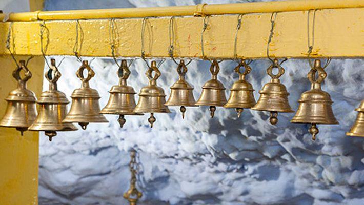 God demands more government supplies less Karnataka Muzrai department temple grants