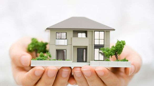 House prices May falling Down