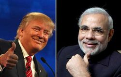 Trump Joked He Could Play Matchmaker For PM Modi