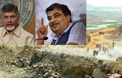 Centre tightening its grip on polavaram project