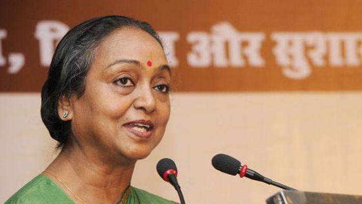 it is now Meira Kumar vs Ram Nath Kovind For President