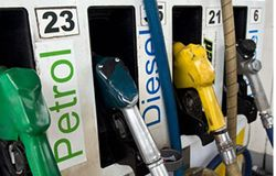 Petrol price cut by 6 paise per litre, diesel by 5 paise