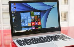 Samsung Notebook 7 Spin with faster processors fingerprint scanner unveiled