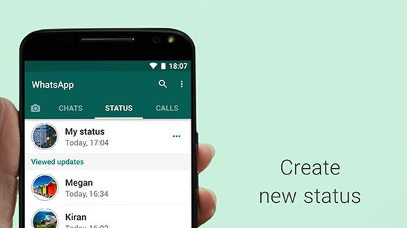 WhatsApp has limited the duration of uploading videos on WhatsApp status to 15 seconds