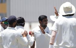 Two young wrist spinners join Team India in the nets ahead of the historic Test