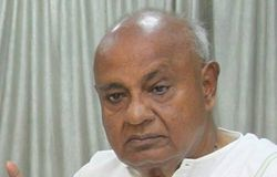 H D Deve Gowda's name surfaces for Mandya seat
