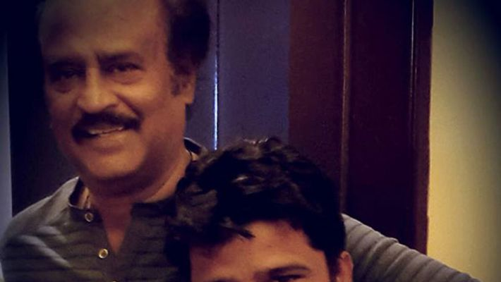 Meet the Hollow Man who surprised Rajinikanth