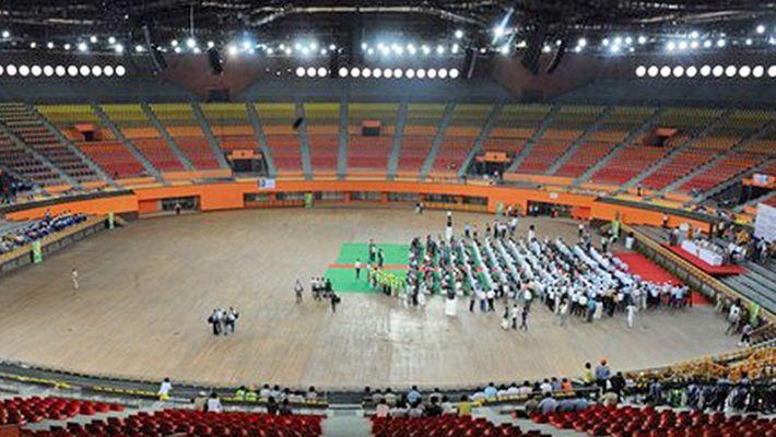 Indias largest indoor stadium to come up in Kolkata