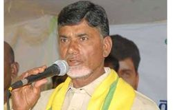 Chandrababu blames Centre on bufurcation issues