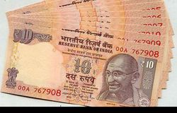 Rs 10 note, Chocolate brown, RBI, new notes