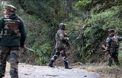 14 Naxals killed in encounter with security forces near Sukma