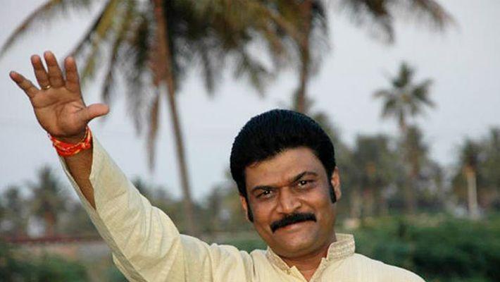 BJP Candidate Anand Singh Talks Over Vijayanagara District