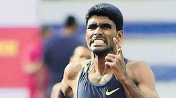 Asian Games 2018 Jinson Johnson Finds Redemption in 1500m Wins Gold for India