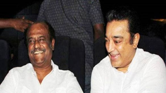 Kamal Hassan hints at joining hands with Rajinikanth for Assembly elections